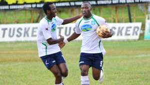 Thika United striker Chibueze