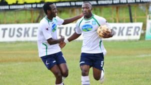 Thika United striker Chibueze