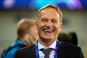 ONLY GERMANY Hans Joachim Watzke Borussia Dortmund