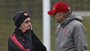 Jack Wilshere Arsene Wenger 2018
