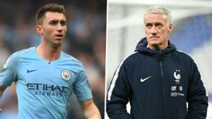 Aymeric Laporte, Didier Deschamps