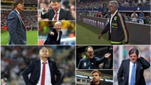 24 técnicos entrevistados Selección mexicana