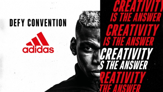 Stars of the game come together for adidas' commercial - 'Create The