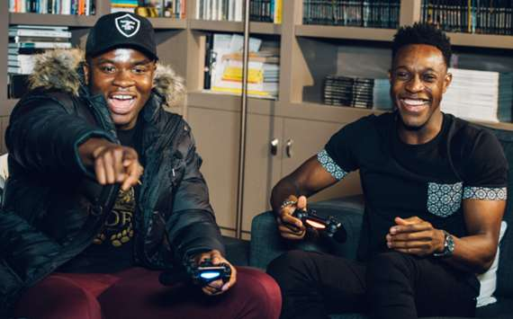 WATCH: Welbeck schools Big Shaq on FIFA 18