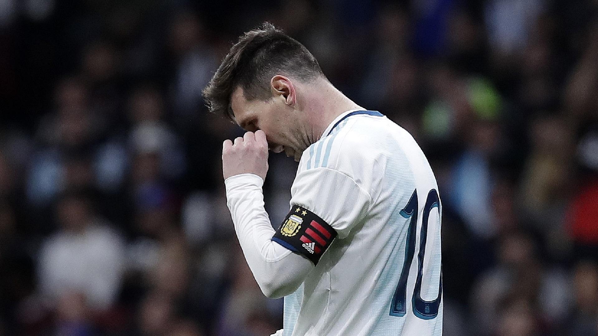 Argentine : l'absence de Lionel Messi au Maroc va coûter cher
