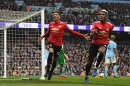 Manchester United Manchester City 2017-18