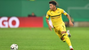 GERMANY ONLY Jadon Sancho Borussia Dortmund BVB DFB Pokal 0818