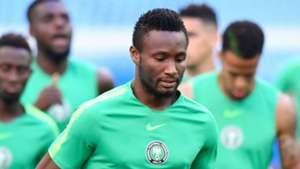 John Obi Mikel Nigeria World Cup