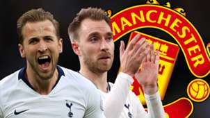 Harry Kane Christian Eriksen Man Utd