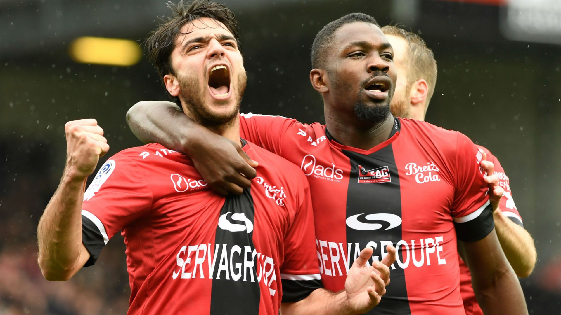 Clement Grenier Guingamp Ligue 1