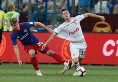Russia Supercup 2018. Lokomotiv — CSKA