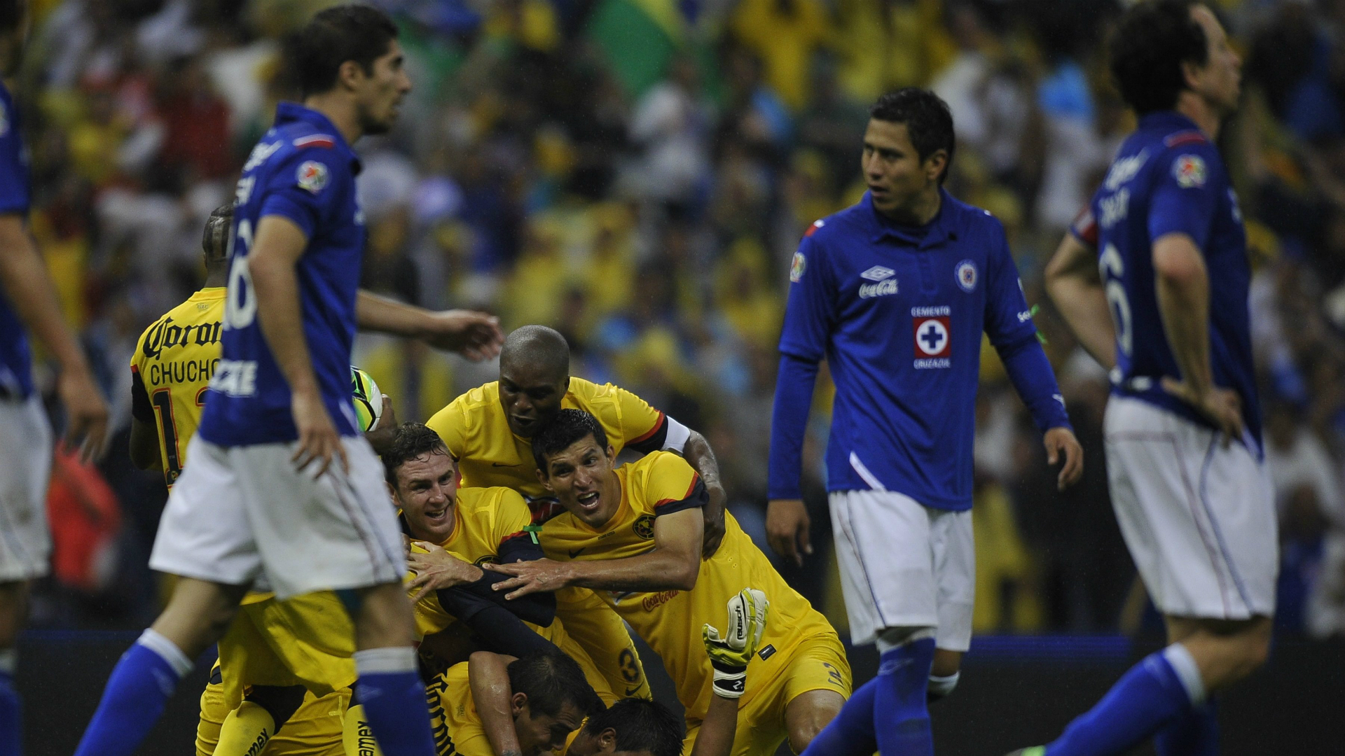 América Cruz Azul 2013