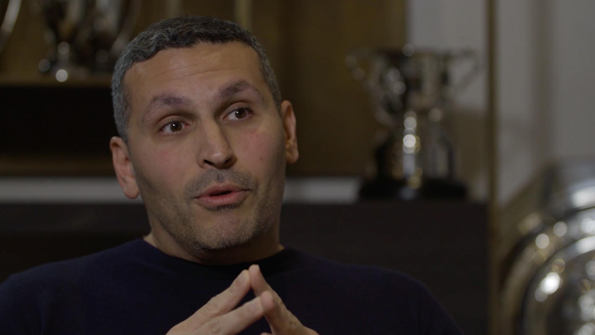 Al Mubarak not anxious about Man City ban: It's jealousy & envy