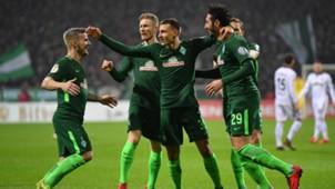 Werder Bremen DFB-Pokal 20122017