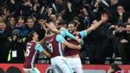 Andy Carroll West Ham 14012017