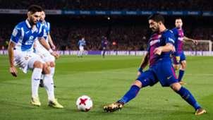 Luis Suarez Marc Navarro Barcelona Espanyol Copa del Rey 25012018