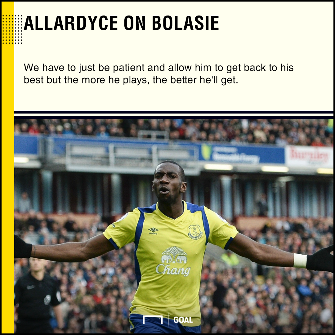 Yannick Bolasie ps