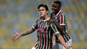 Pedro Matheus Alessandro Fluminense Bahia Brasileirão | 06042018