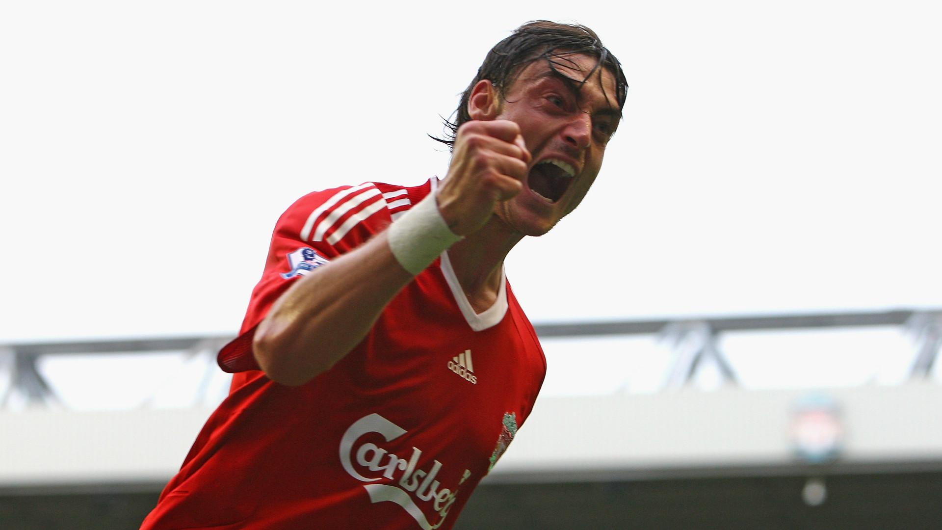 Albert Riera Liverpool