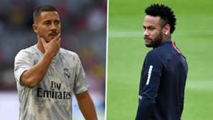 Save your €222m! There's no place for Neymar & Hazard in same Madrid team