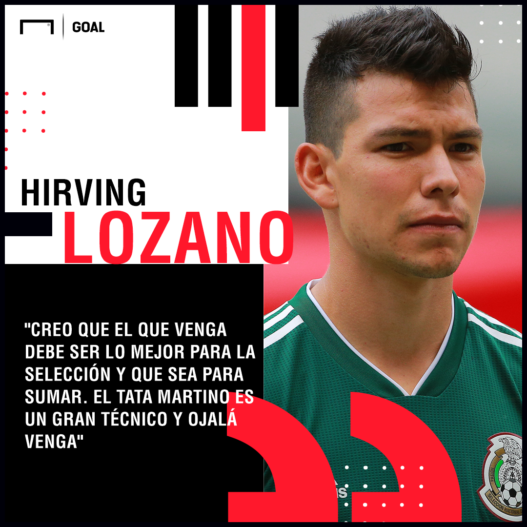 Hirving Lozano PS