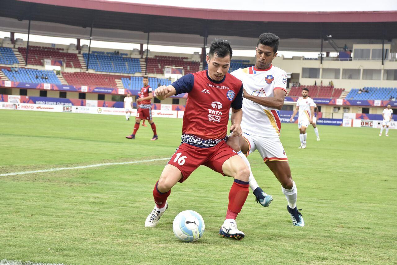 Jamshedpur vs Goa