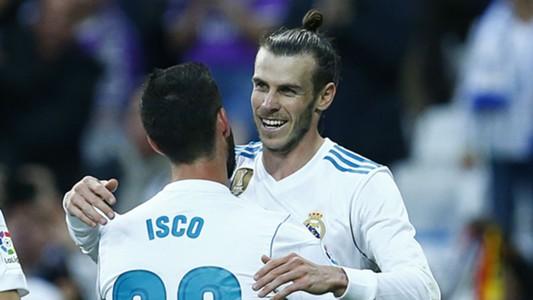 Gareth Bale Real Madrid Celta Vigo La Liga