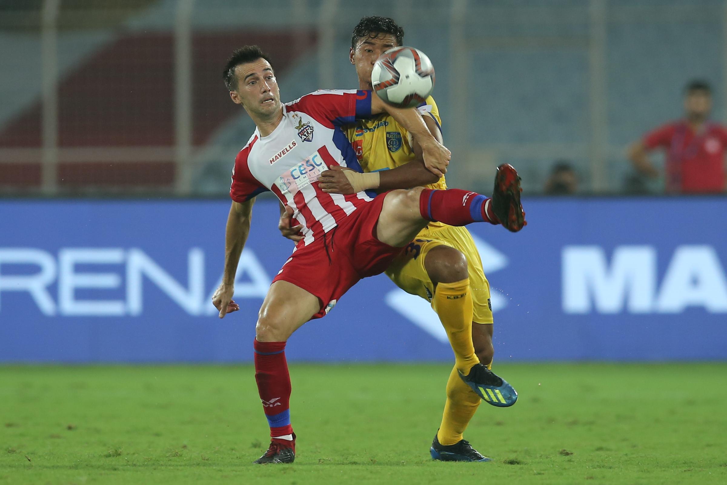 Manuel Lanzarote ATK Kerala Blasters ISL 2018-19