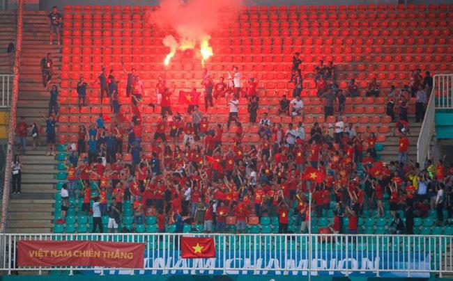 Pháo sáng Olympic Việt Nam ASIAD