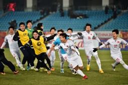 U23 Việt Nam vs U23 Qatar