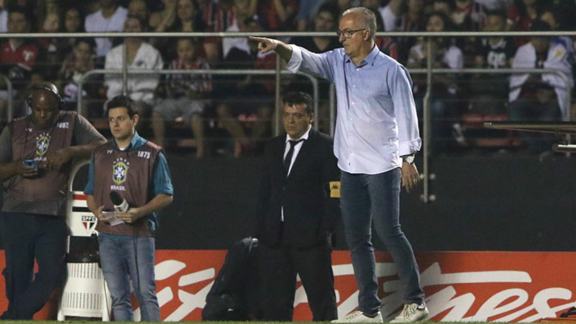 Dorival Júnior - São Paulo x Ponte Preta - 9/09/2017