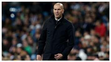 Zidane Real Madrid Huesca LaLiga