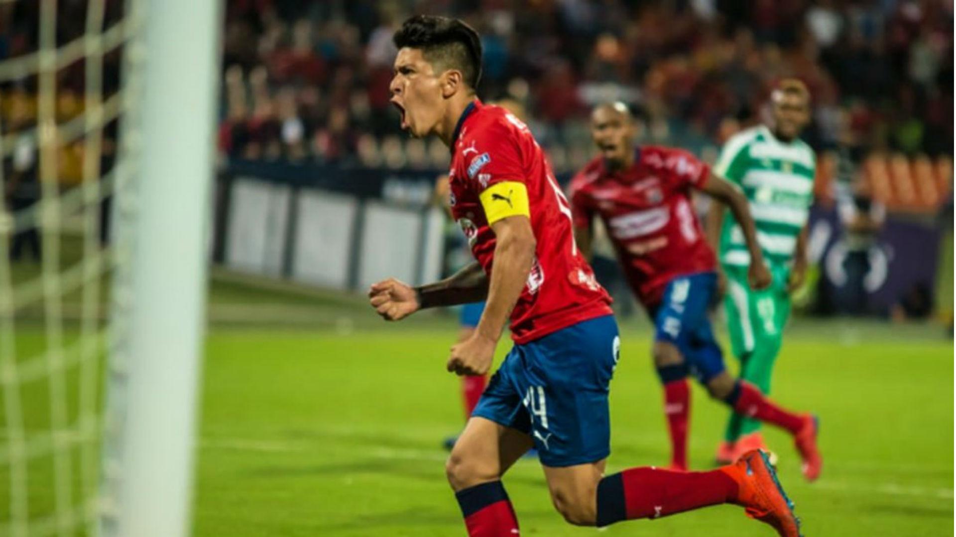 German Cano gol Independiente Medellín 2019