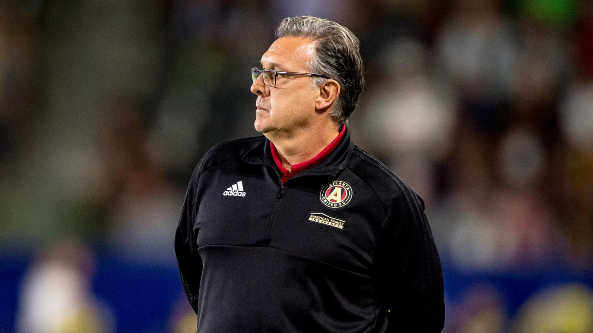 Former Atlanta United boss Tata Martino: Mexico job 'not 100 percent