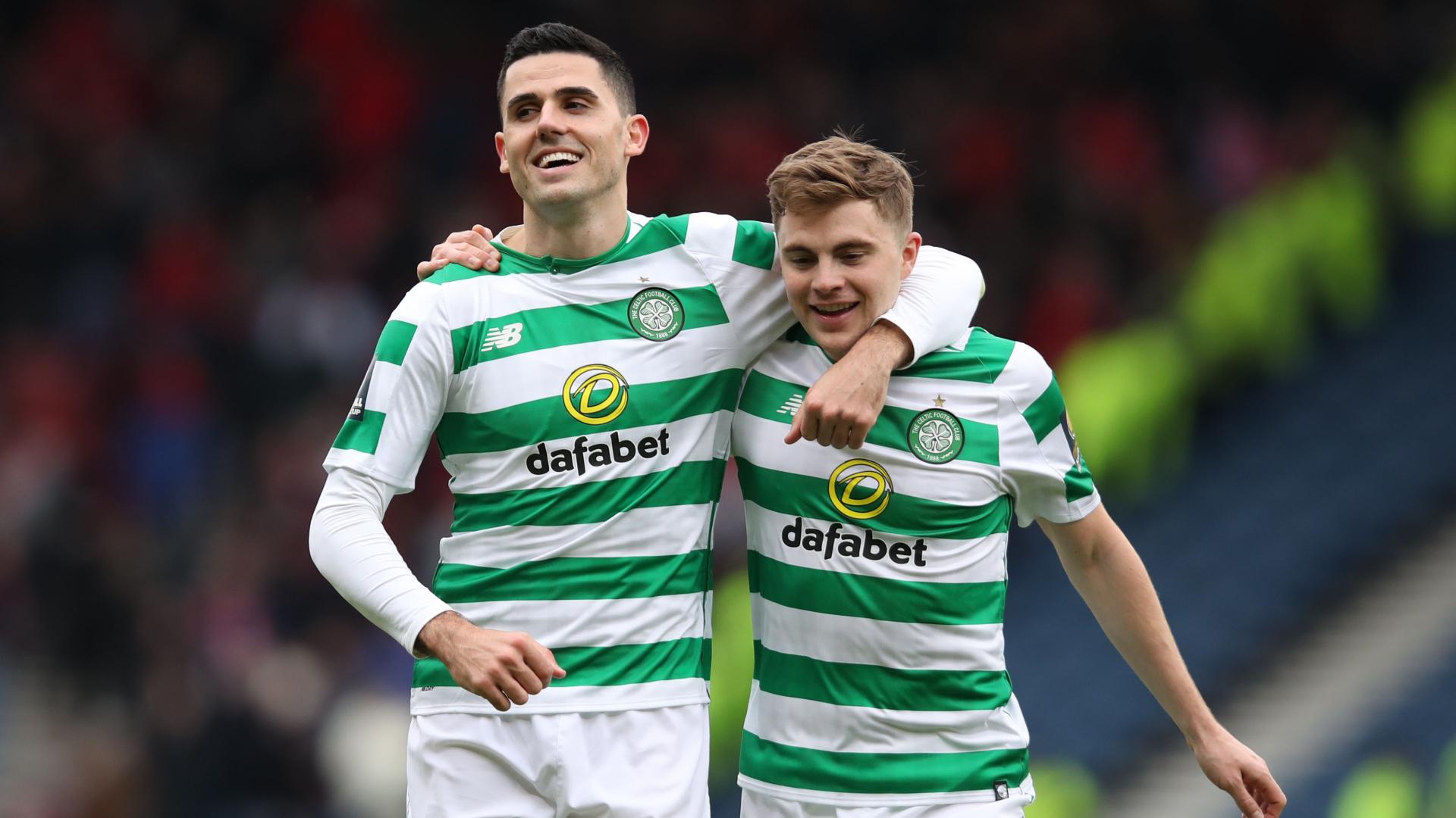Tom Rogic Celtic 2019