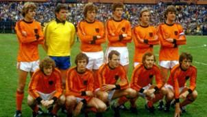 Nederlands elftal, WK 1978