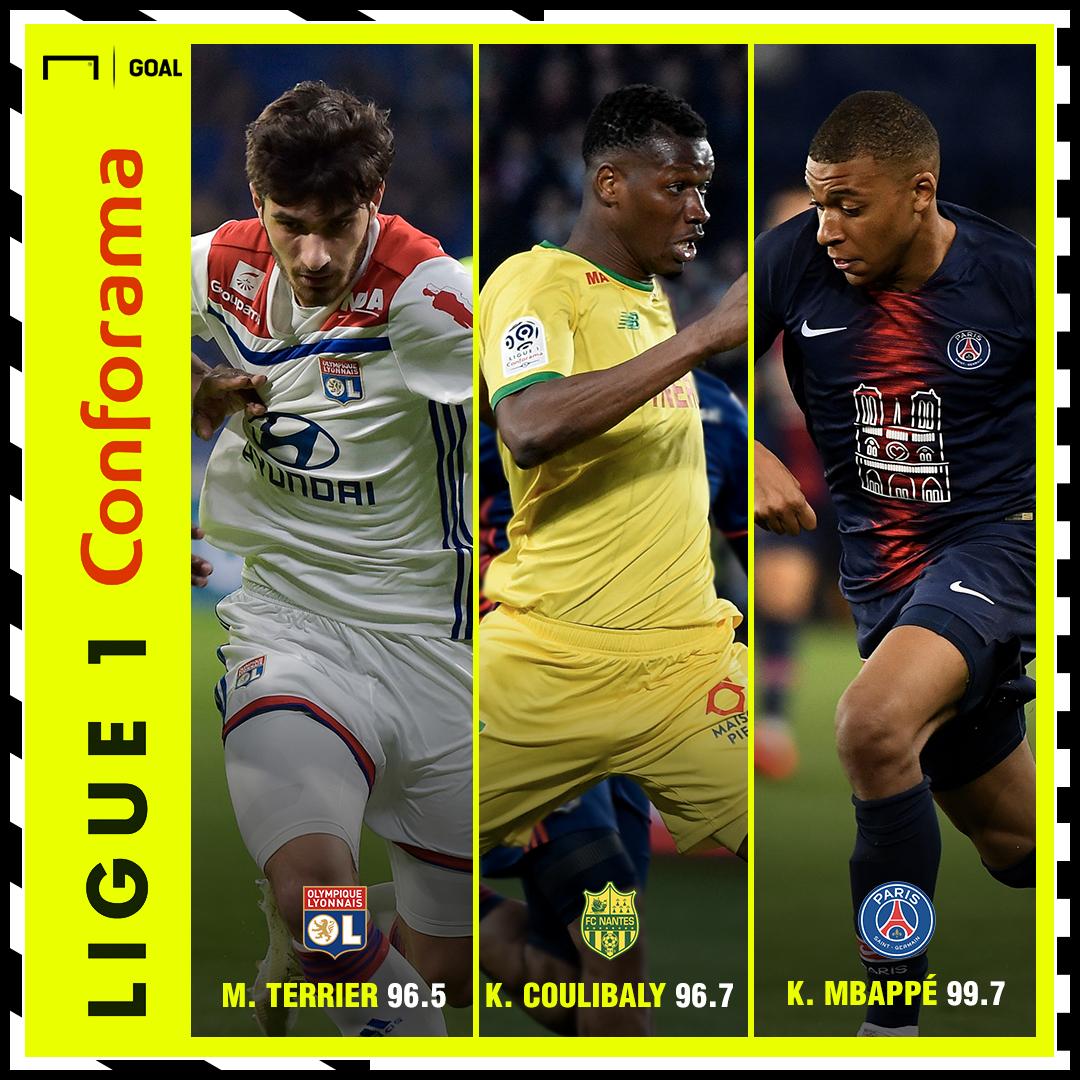 Ligue 1 Top 3 24042019