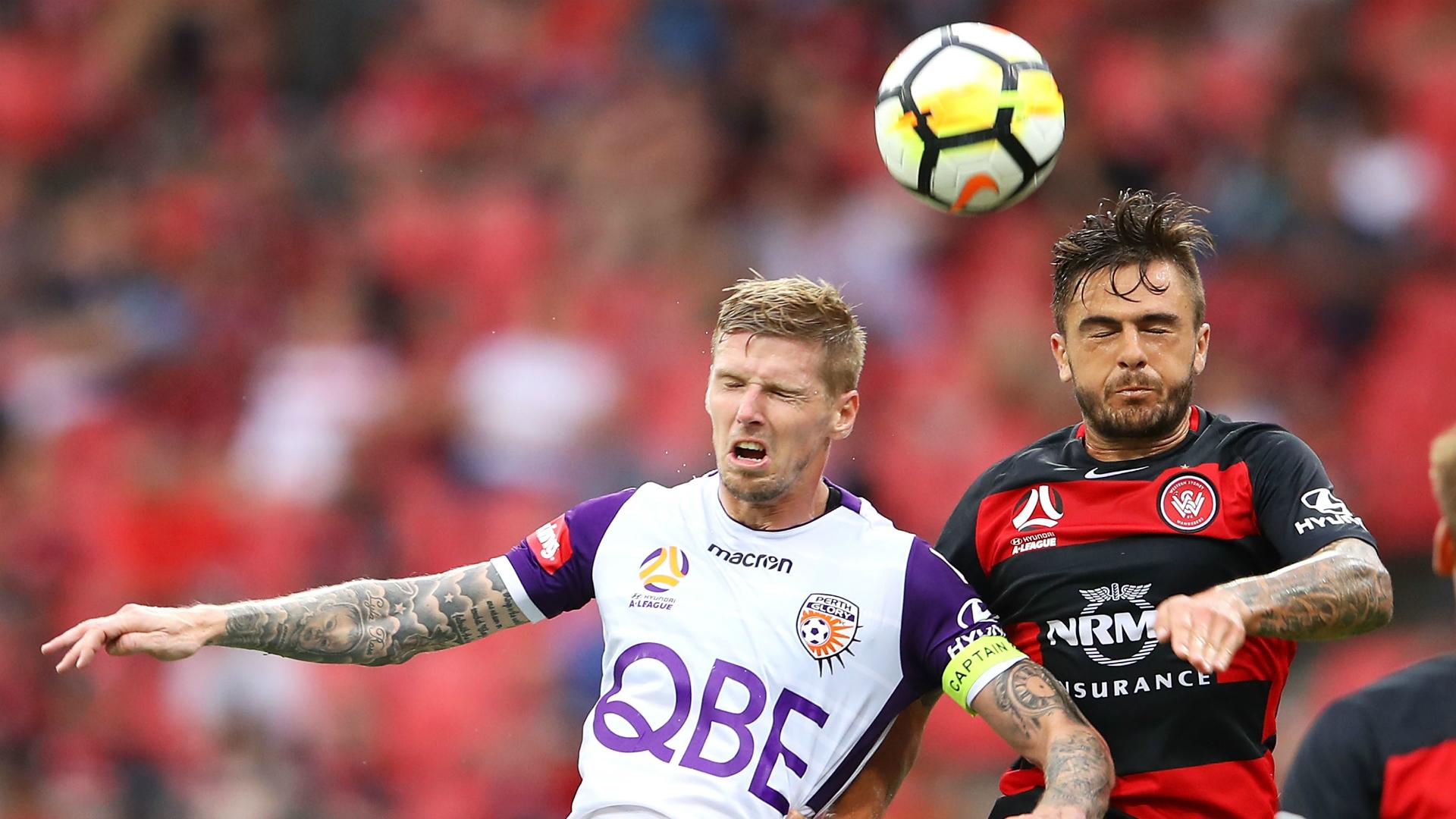 Josh Risdon Western Sydney Wanderers
