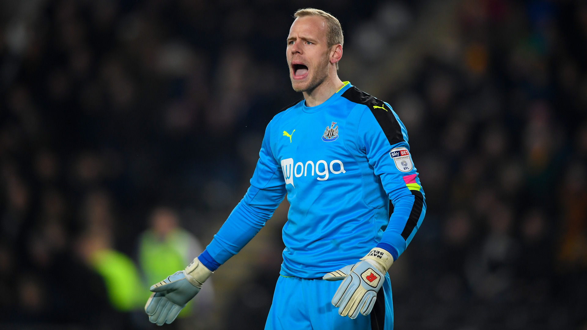 Matz Sels Newcastle