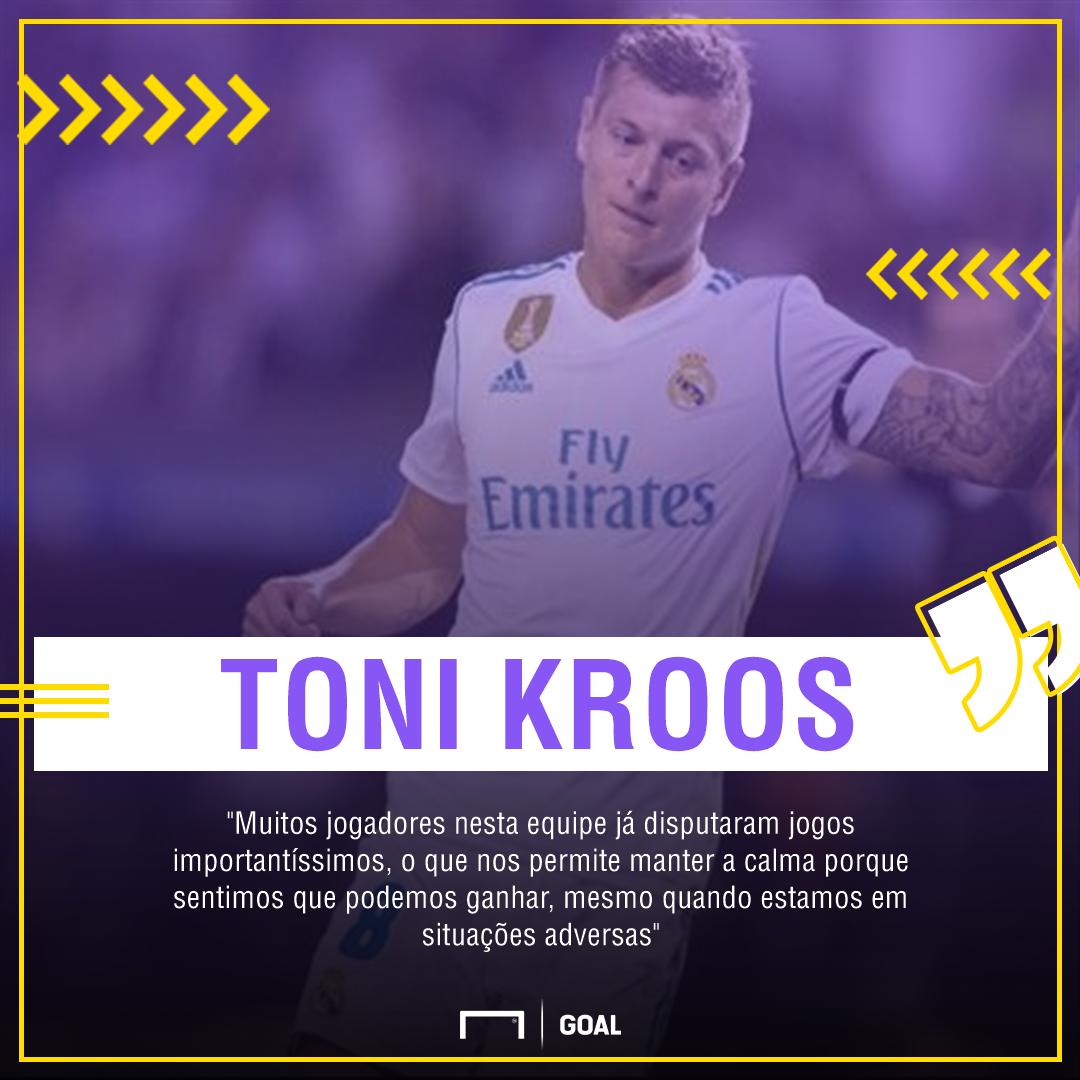"Kroos: ""Parece Que A Champions League Liberta 'poderes"