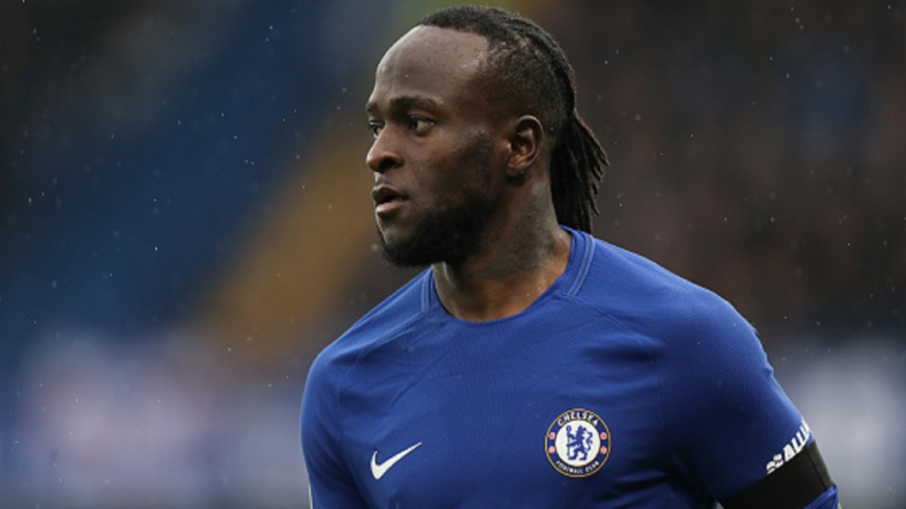 Victor Moses Chelsea