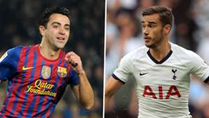 'It's nice to be compared to Xavi' - Winks feels style is similar to Barcelona legend