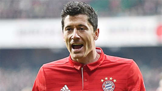 Goal Star Strikers Lewandowksi