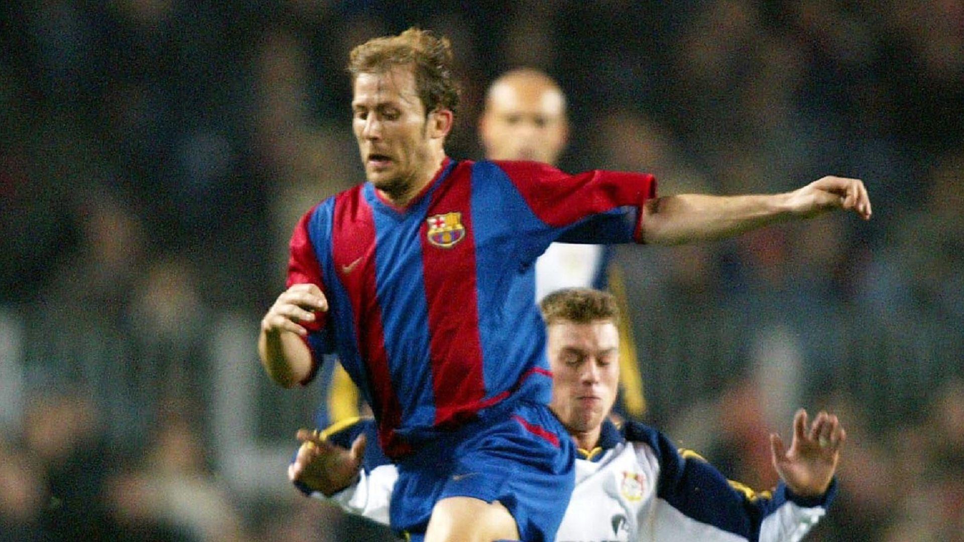 Mendieta Barcellona 2003