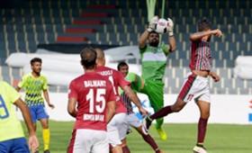 Club Valencia Mohun Bagan AFC Cup 2017
