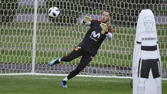 David De Gea Spain