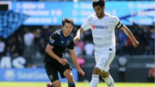 Carlos Vela She Salinas LAFC San Jose Earthquakes  MLS 2019