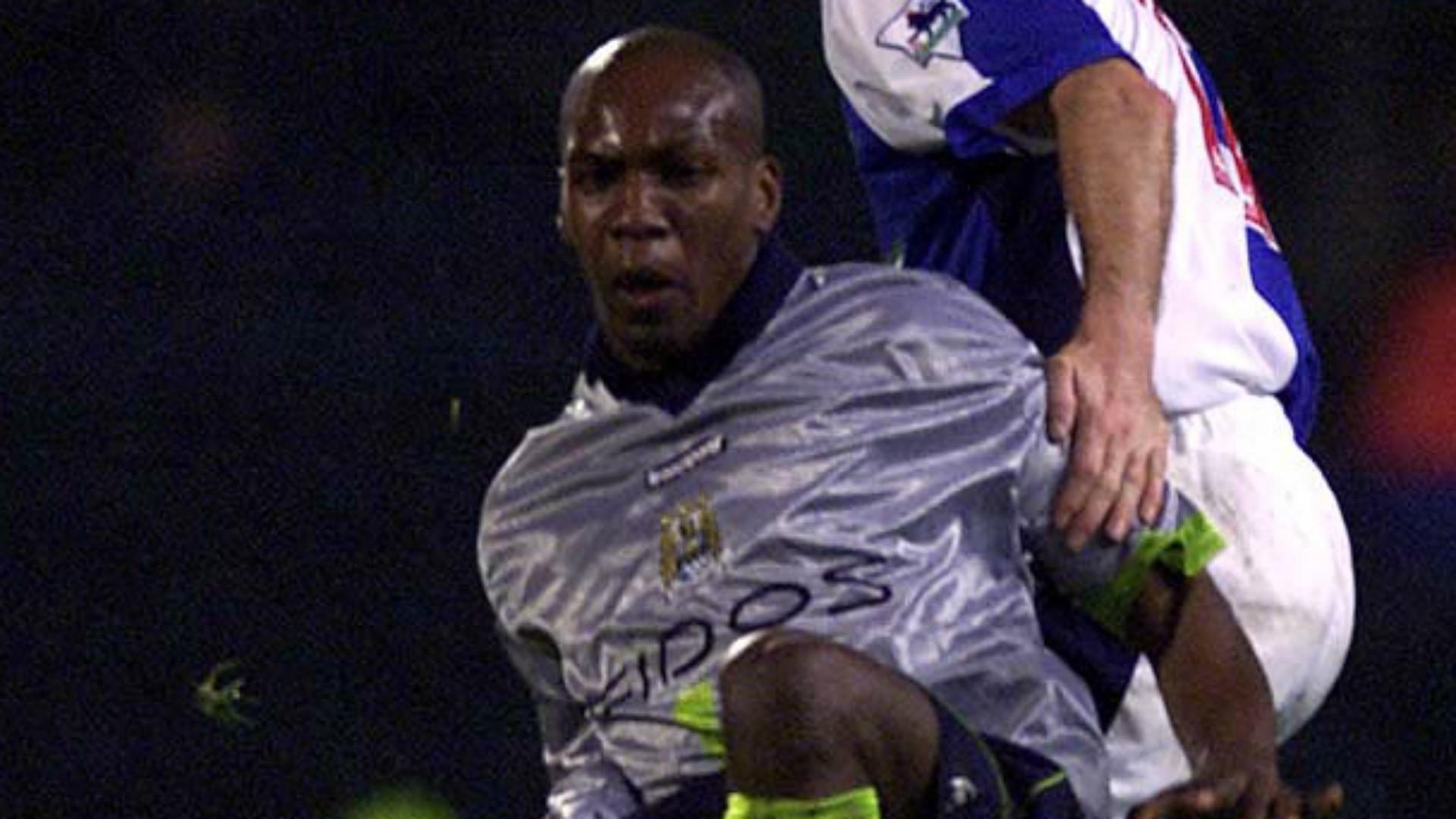 Christian Negouai Manchester City
