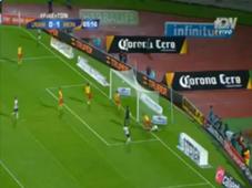 Gol Nico Castillo vs Morelia