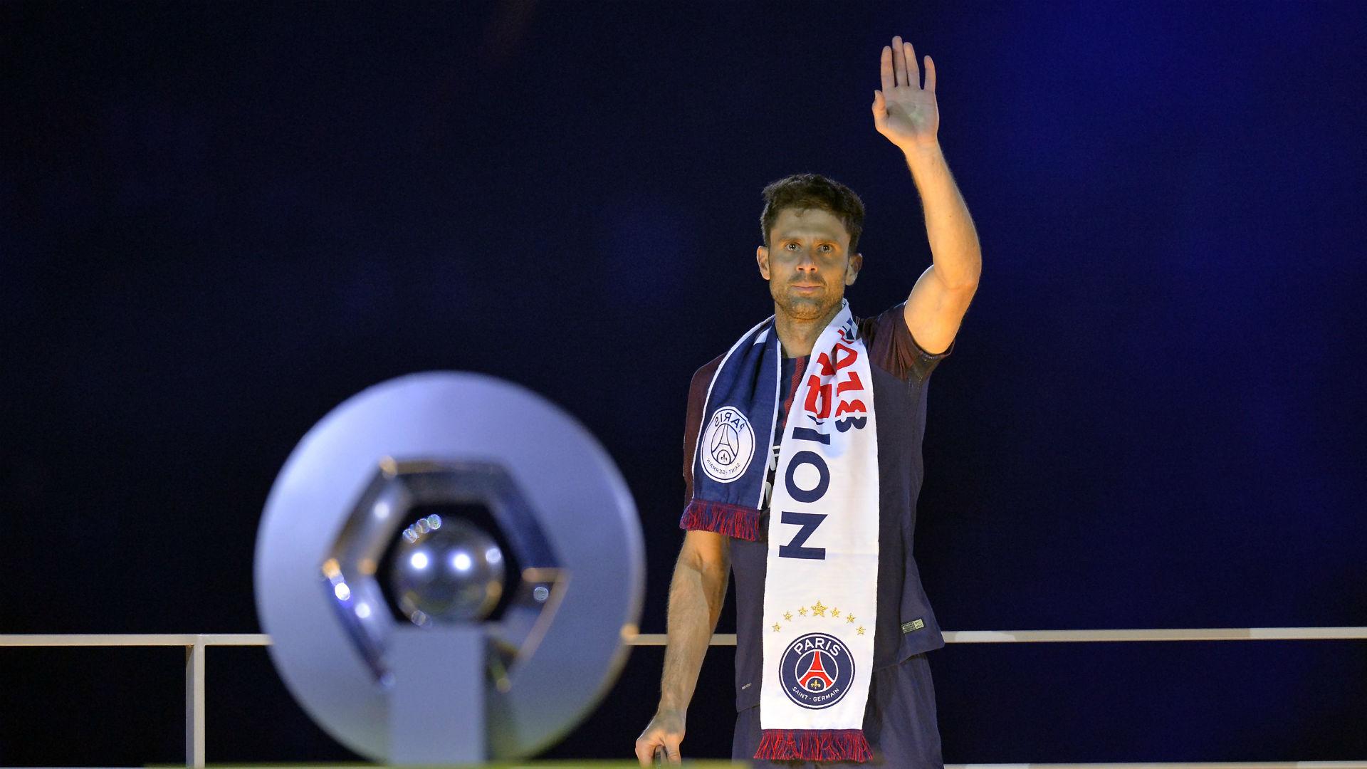 PSG Rennes Thiago Motta